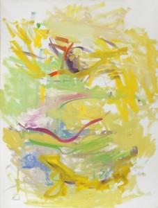 01.2013.1, 2013 - Huile sur toile 116 x 89 cm