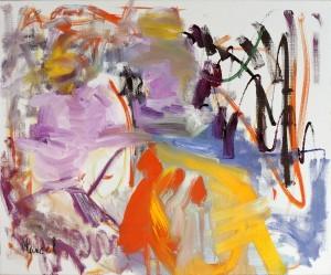 02.2013.1, 2013 - Huile sur toile 54 x 65 cm