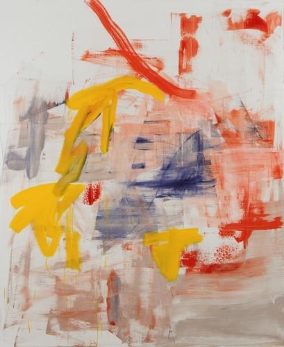 Sans Titre 34, 2013 - Huile sur toile 200 x 165 cm