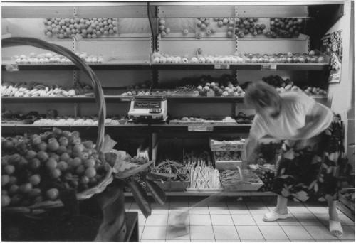 Chez Perrette, 1992 - Tirage gélatino-argentique  17 x 25 cm ou 35 x 51,5 cm 15 exemplaires