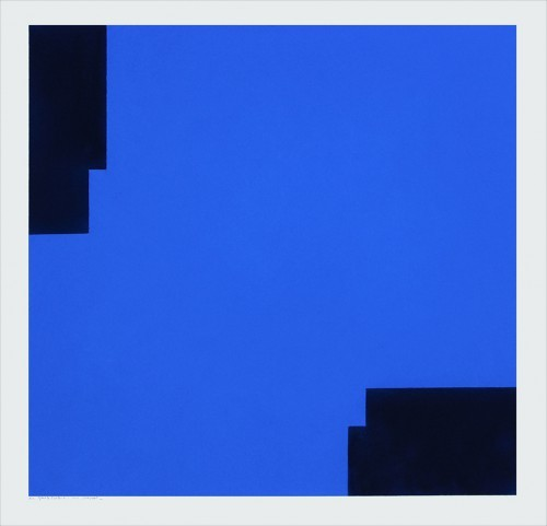 XII-Mars-2013 - Pastel sur papier 56 x 56 cm