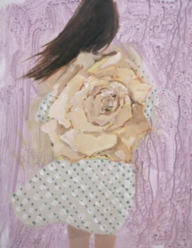 Change of Heart, 2012 - 2012, huile sur toile, 41 x 32 cm