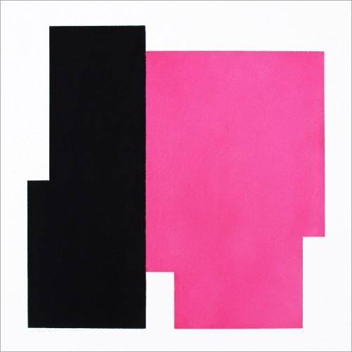 XX - 2015, pastel sur papier, 37,5 x 37,5 cm