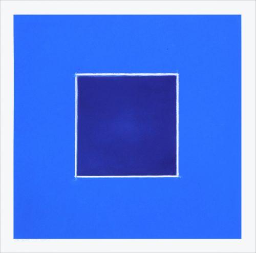 XIX Mai 2013 - 2013, pastel on paper, 56 x 56 cm