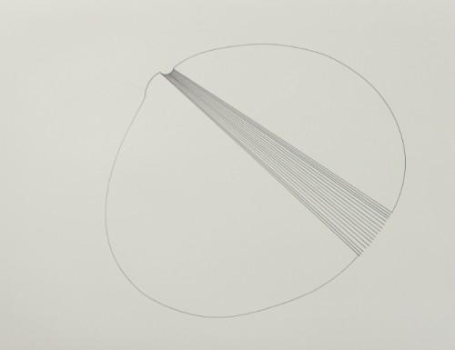 Без названия - 2015, Бумага, смешанная техника, 51 x 66 CM