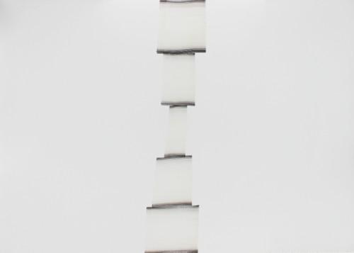 Без названия - 2015, Бумага, смешанная техника, 77 x 112 CM