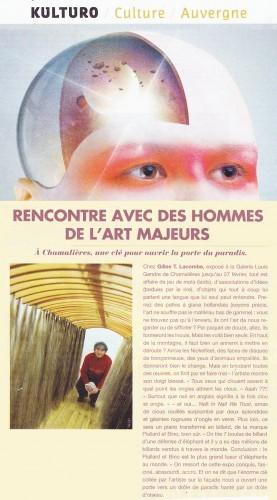 Lacombe - Kulturo