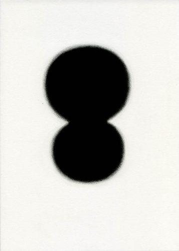 Z16_093 - 2016, Fusain sur papier, 29,7 x 21 cm