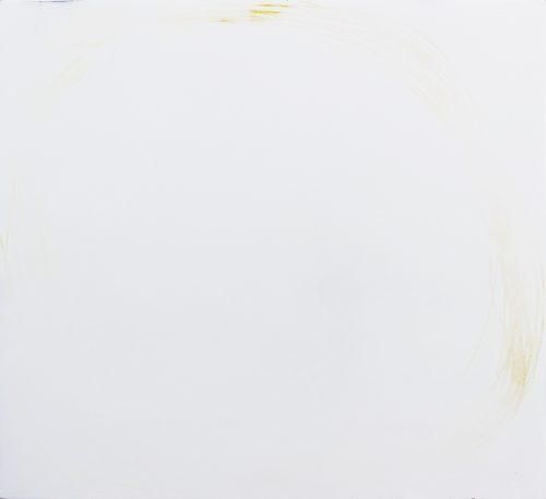 Untitled - 2017, plywood, coating, coloured pencil, 55 x 47 x 2 cm