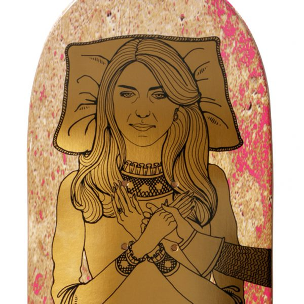 SK8 Grayson Perry detail