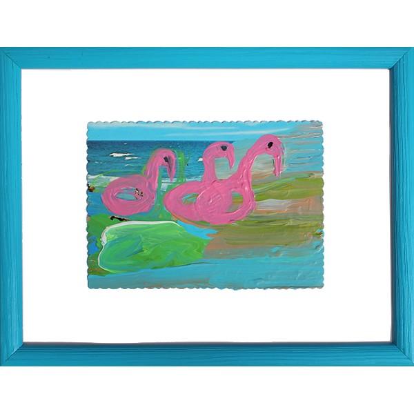 3 flamingos bd