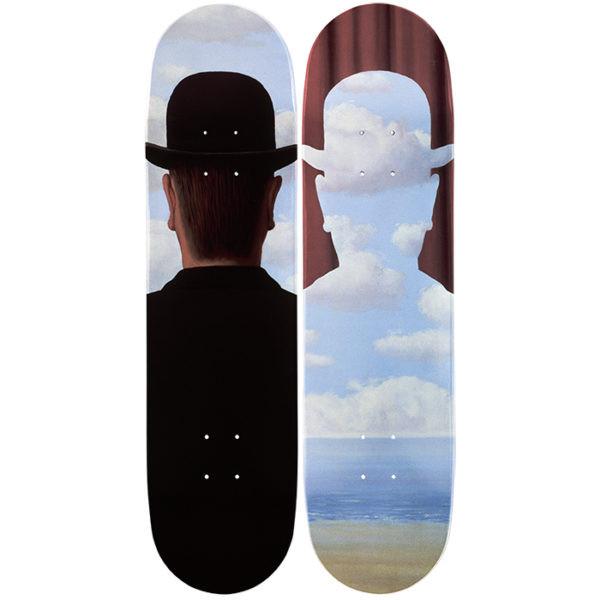 SK17 Magritte-Decalcomanie